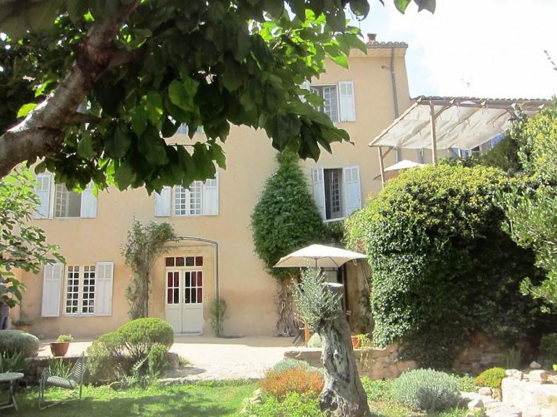 Sale house / villa La motte d'aigues 550000€ - Picture 1