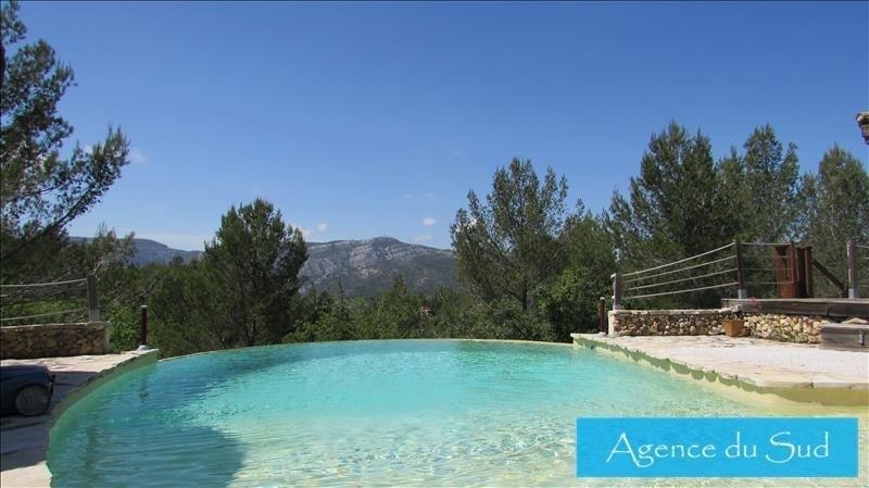 Vente de prestige maison / villa Roquevaire 880000€ - Photo 5