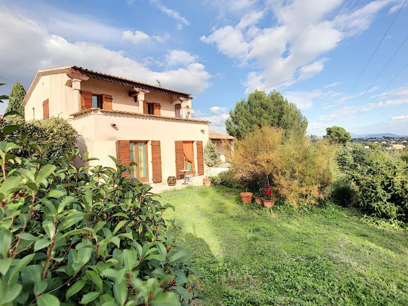Deluxe sale house / villa Cagnes sur mer 849000€ - Picture 1