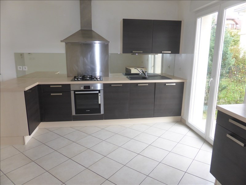 Rental house / villa Prevessin-moens 2 028€ CC - Picture 1