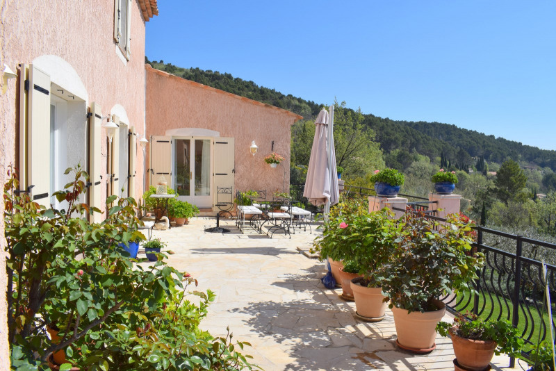 Immobile residenziali di prestigio casa Seillans 990000€ - Fotografia 14