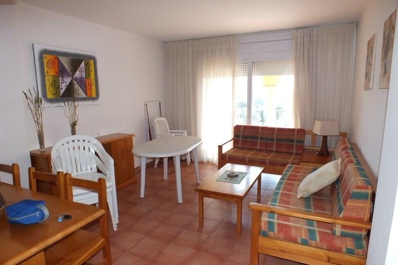 Alquiler vacaciones  apartamento Roses santa-margarita 392€ - Fotografía 11