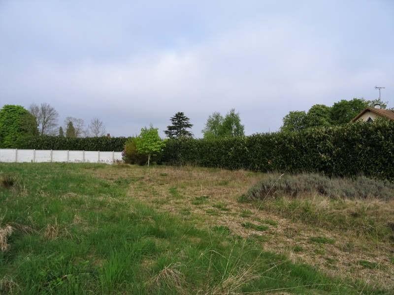 Revenda terreno Tilly 76000€ - Fotografia 2