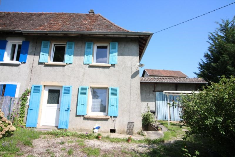 Vente maison / villa La tour du pin 136 000€ - Photo 1