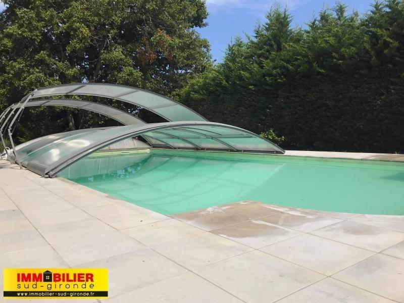 Vente maison / villa Podensac 389100€ - Photo 5