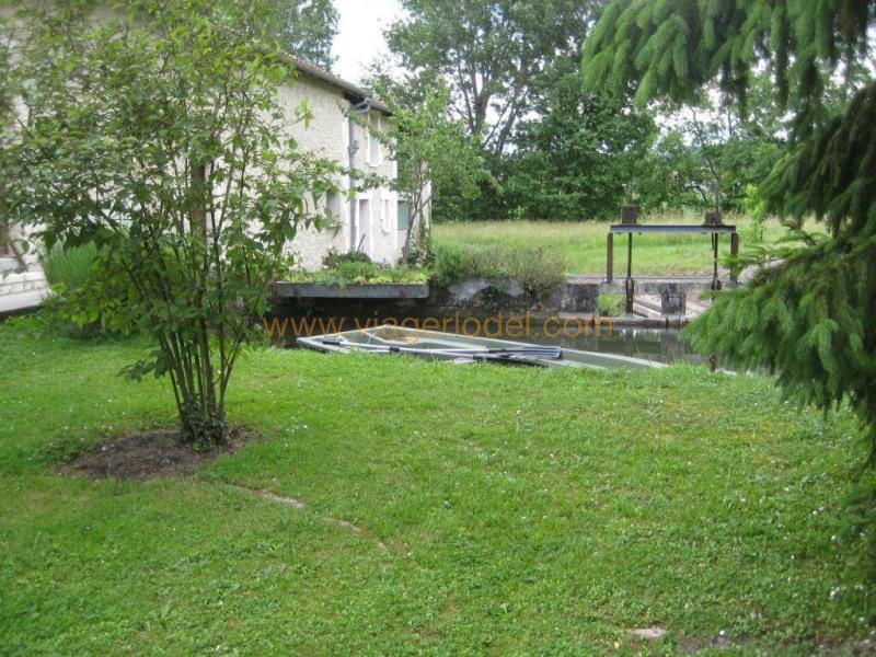 Life annuity house / villa La chapelle-grésignac 122300€ - Picture 12