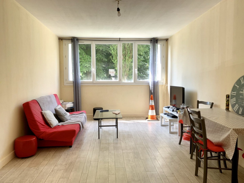 Vente appartement Herouville st clair 75 500€ - Photo 1