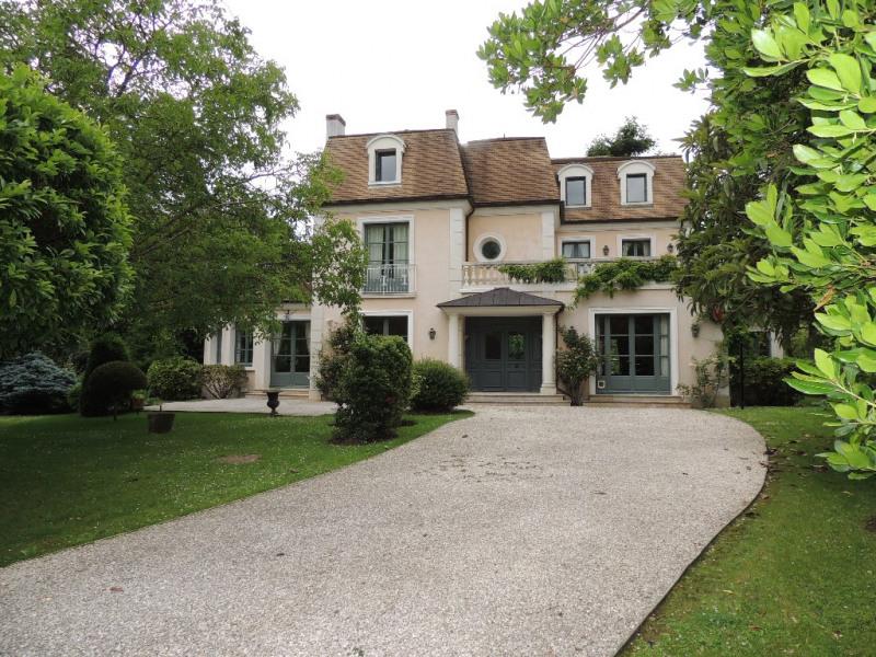 Deluxe sale house / villa Le vesinet 3195000€ - Picture 1