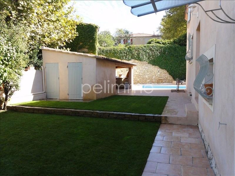 Vente de prestige maison / villa Rognes 845000€ - Photo 7