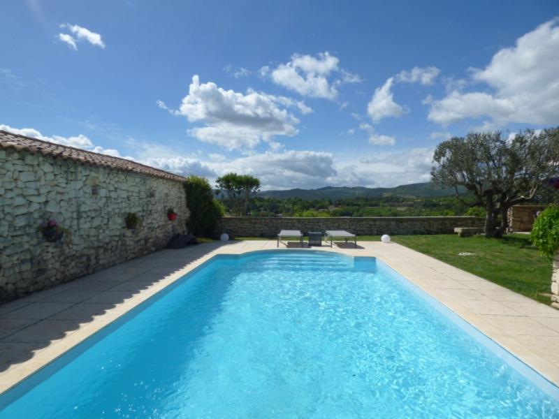 Vente de prestige maison / villa Pierrevert 645750€ - Photo 3