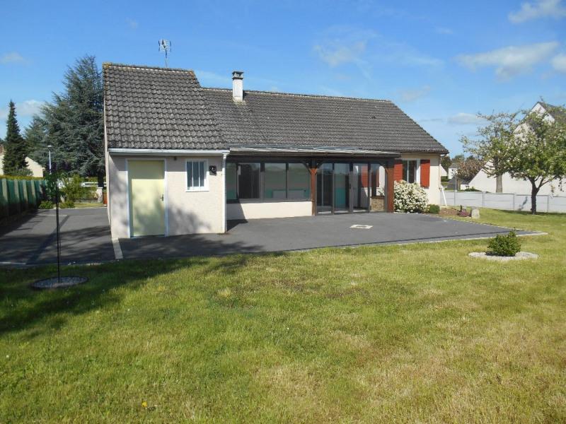 Vendita casa Crevecoeur le grand 191500€ - Fotografia 5