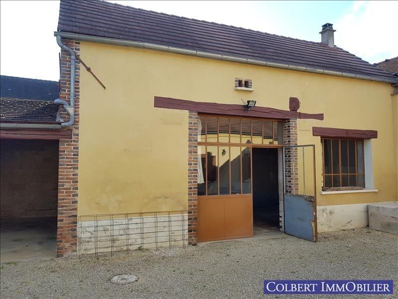 Vente maison / villa Seignelay 99000€ - Photo 6