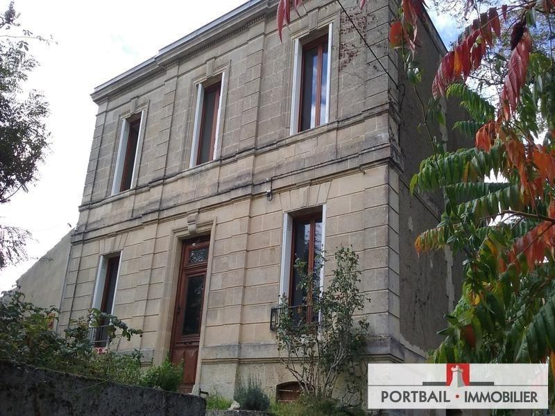 Vente maison / villa St ciers de canesse 302000€ - Photo 1