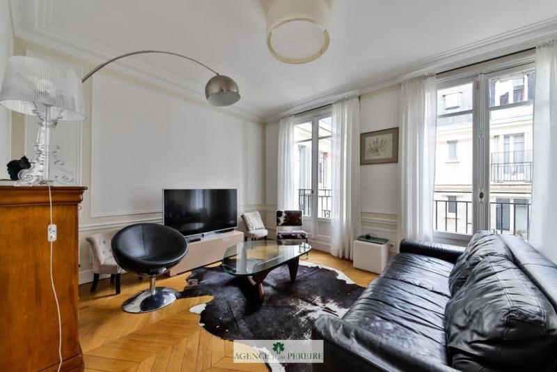 Deluxe sale apartment Paris 17ème 1380000€ - Picture 3