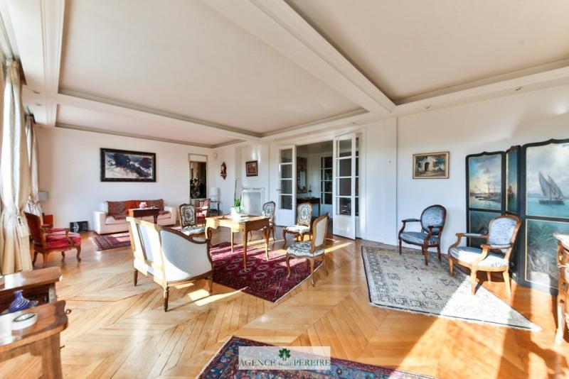 Deluxe sale apartment Paris 17ème 1800000€ - Picture 3