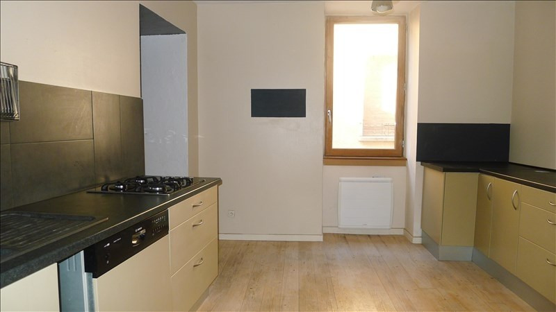 Sale apartment Romans sur isere 140 000€ - Picture 1