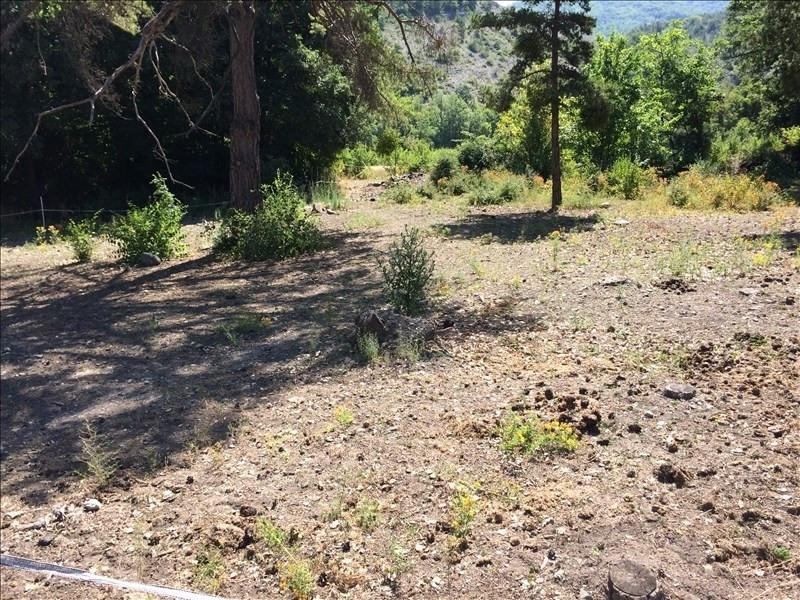 Vente terrain Curbans 120000€ - Photo 1