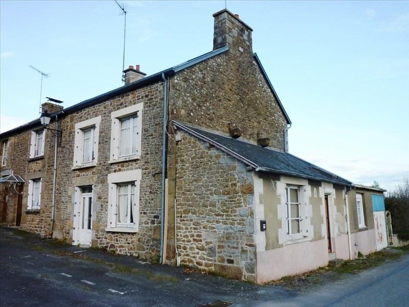 Vente maison / villa Montours 88400€ - Photo 1