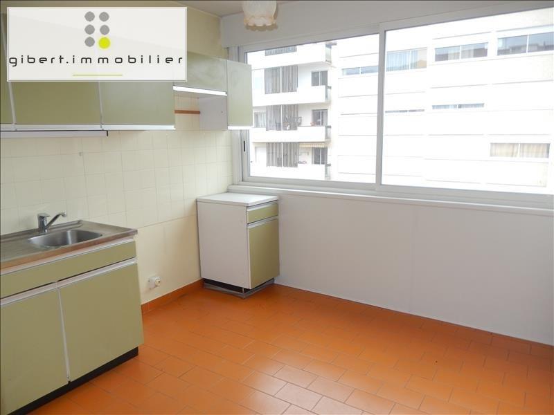 Location appartement Le puy en velay 410,79€ CC - Photo 1