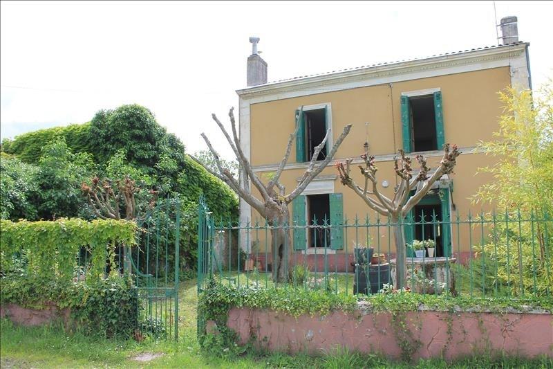 Revenda casa Langon 149000€ - Fotografia 1