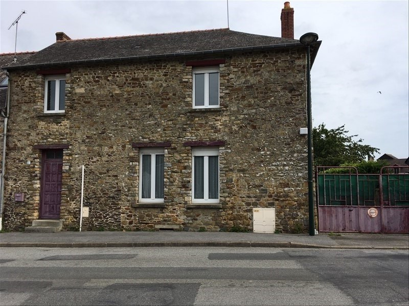 Sale building Martigne ferchaud 90000€ - Picture 1