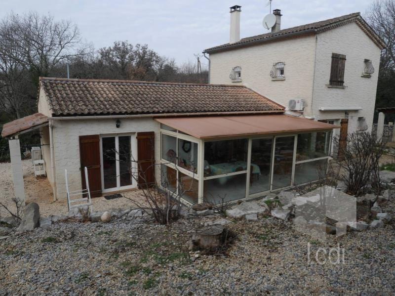 Vente maison / villa Labeaume 249000€ - Photo 1