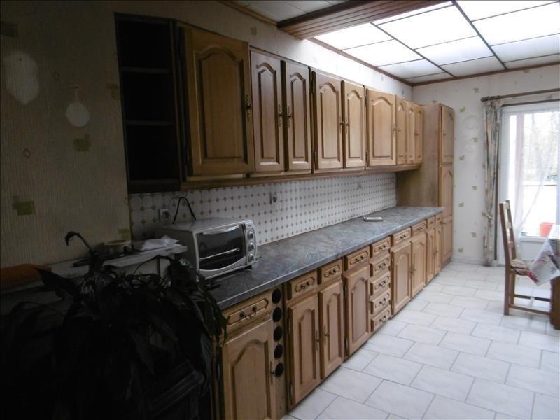 Sale house / villa Lecluse 135900€ - Picture 1