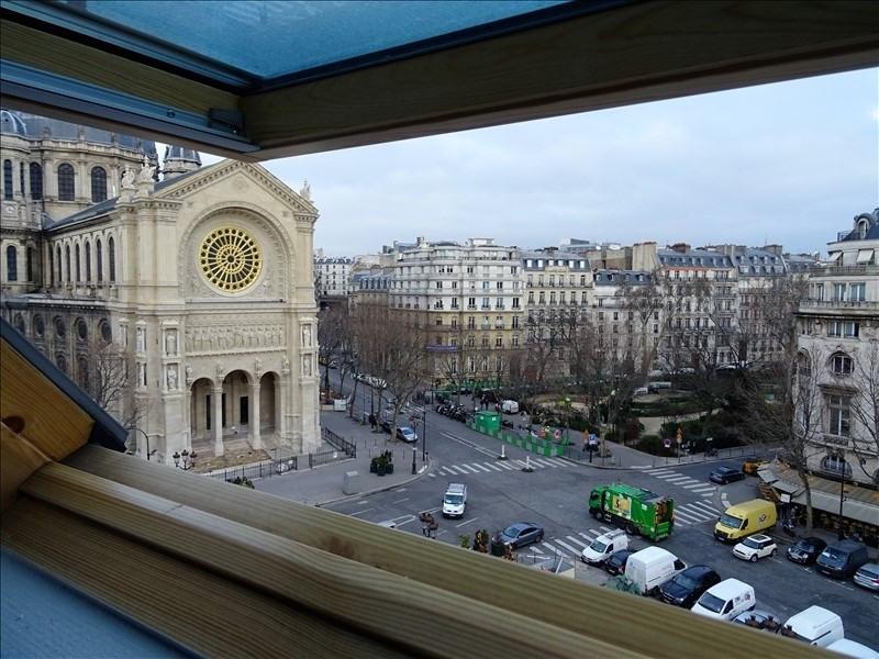 Rental office Paris 8ème 510€ CC - Picture 2