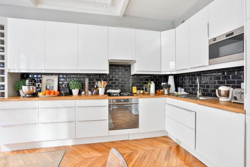 Deluxe sale apartment Paris 17ème 1390000€ - Picture 5