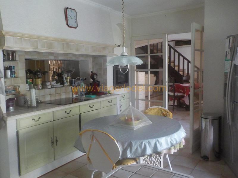 Lijfrente  huis Antibes 290000€ - Foto 11