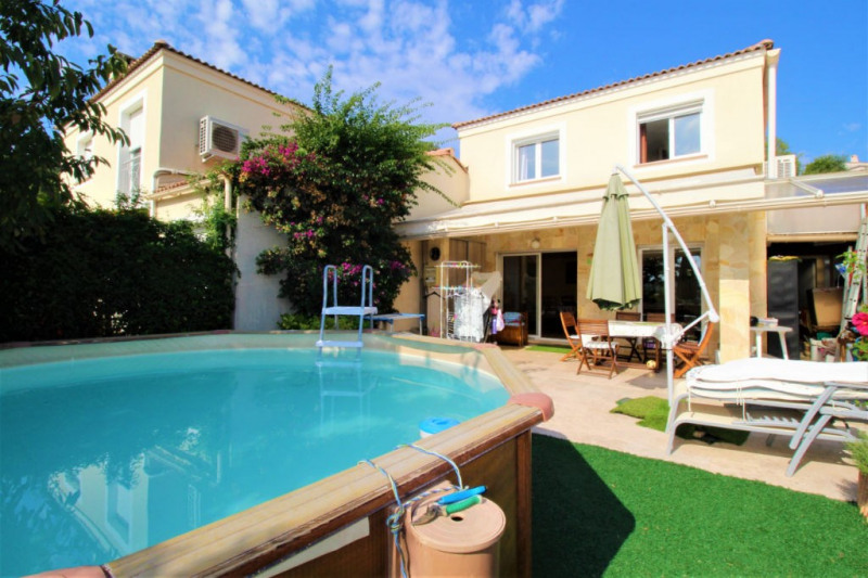 Vente maison / villa Saint laurent du var 444 000€ - Photo 1