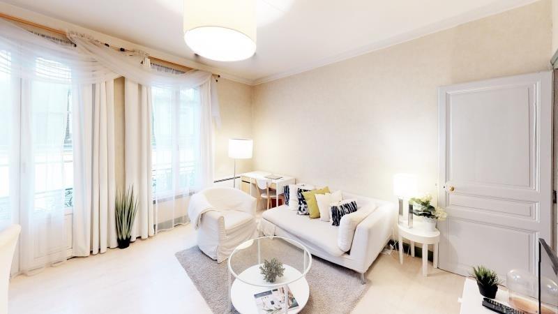 Rental apartment Fontainebleau 660€ CC - Picture 2