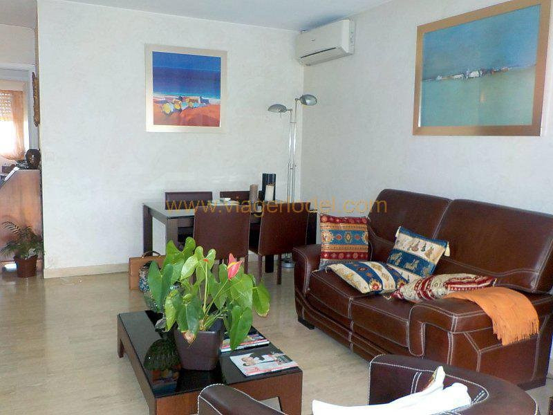 Life annuity apartment Antibes 170 000€ - Picture 4