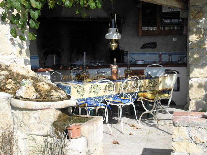 Verkauf auf rentenbasis haus Tourrettes-sur-loup 265000€ - Fotografie 12