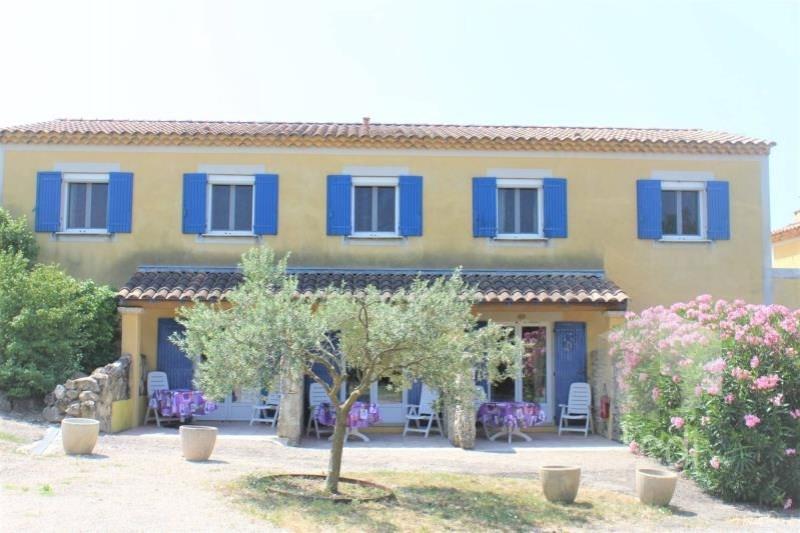 Vente de prestige hôtel particulier Grignan 884000€ - Photo 1