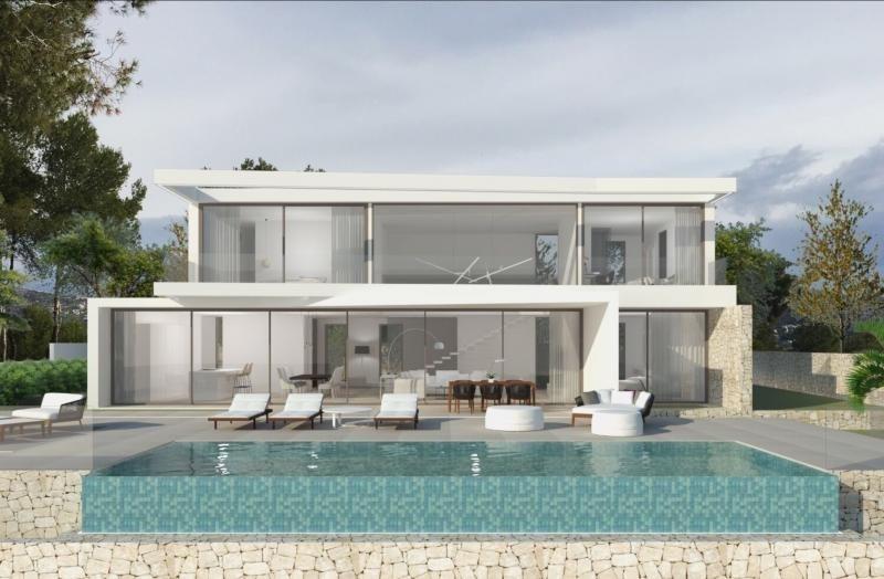 Verkauf von luxusobjekt haus Moraira province d'alicante 950000€ - Fotografie 1