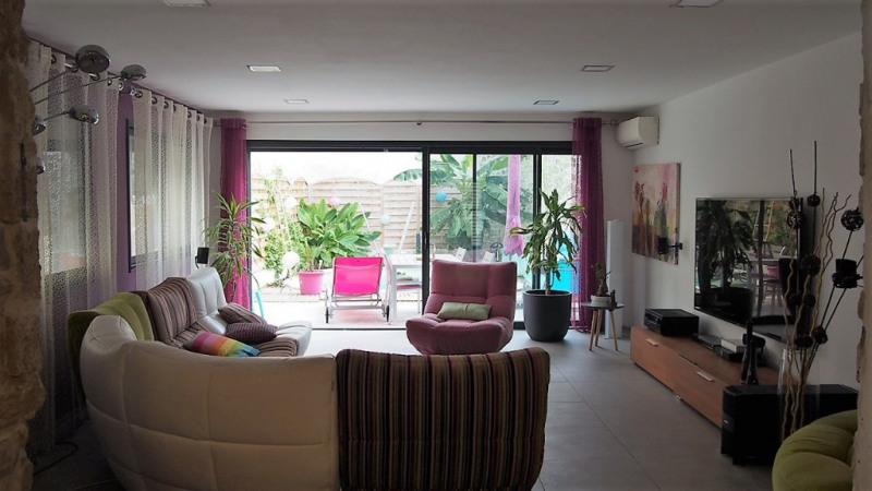Vente maison / villa Gallargues le montueux 410000€ - Photo 1