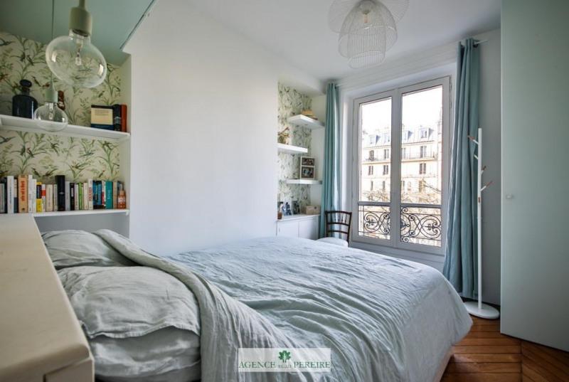 Vente de prestige appartement Paris 17ème 1065000€ - Photo 9