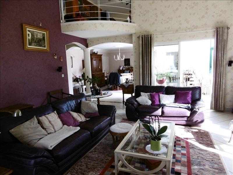 Vente maison / villa Chauray 436500€ - Photo 2