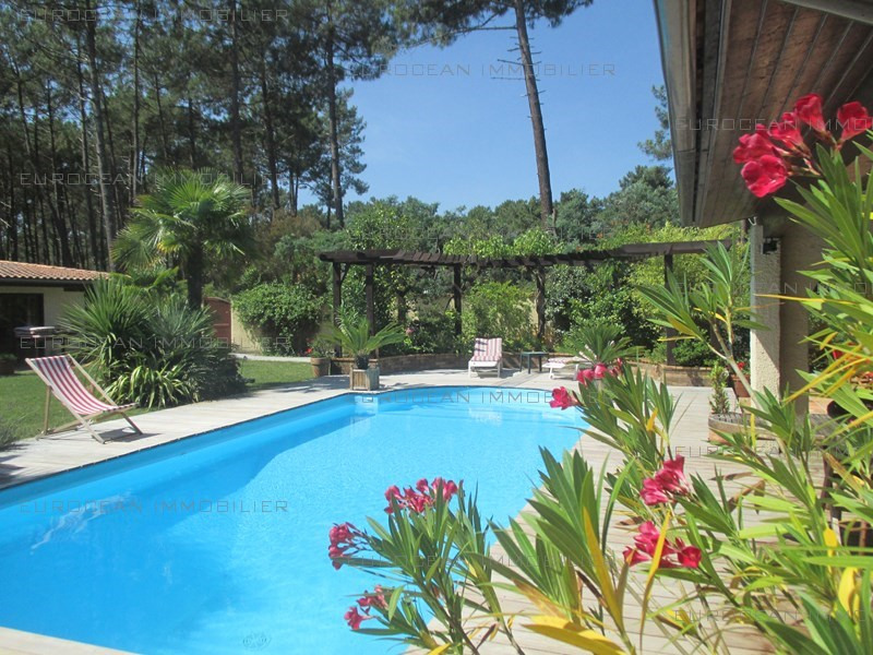 Location vacances maison / villa Lacanau-ocean 2 865€ - Photo 1