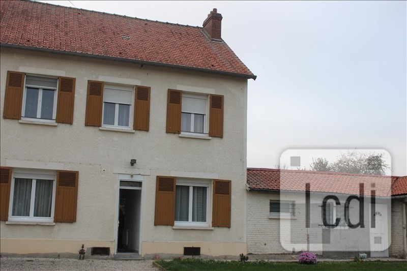 Vente de prestige maison / villa Belloy-en-santerre 206000€ - Photo 1