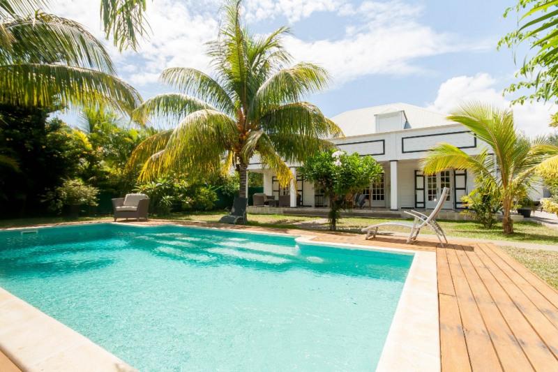 Verkauf von luxusobjekt haus Saint gilles les bains 1476800€ - Fotografie 1