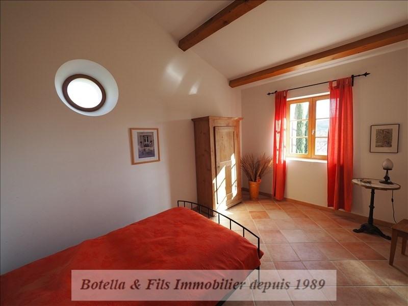 Vente de prestige maison / villa Goudargues 526000€ - Photo 10