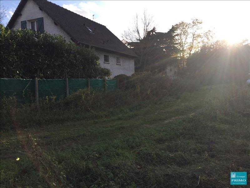 Vente terrain Wissous 416000€ - Photo 2