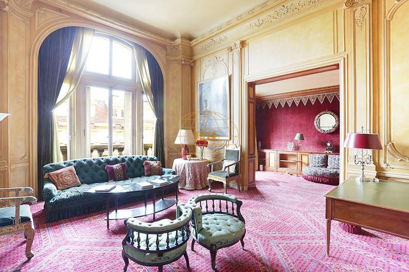 Deluxe sale apartment Paris 16ème 5720000€ - Picture 4
