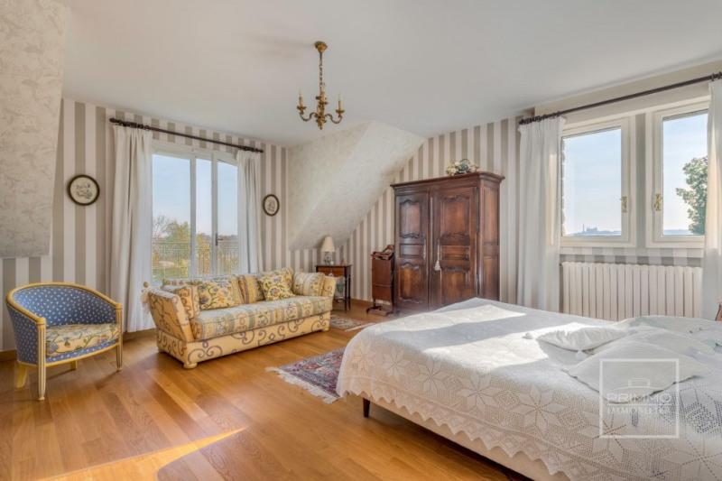 Vente de prestige maison / villa Saint didier au mont d'or 995000€ - Photo 9