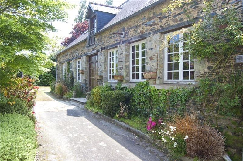 Sale house / villa Pleyben 159965€ - Picture 2