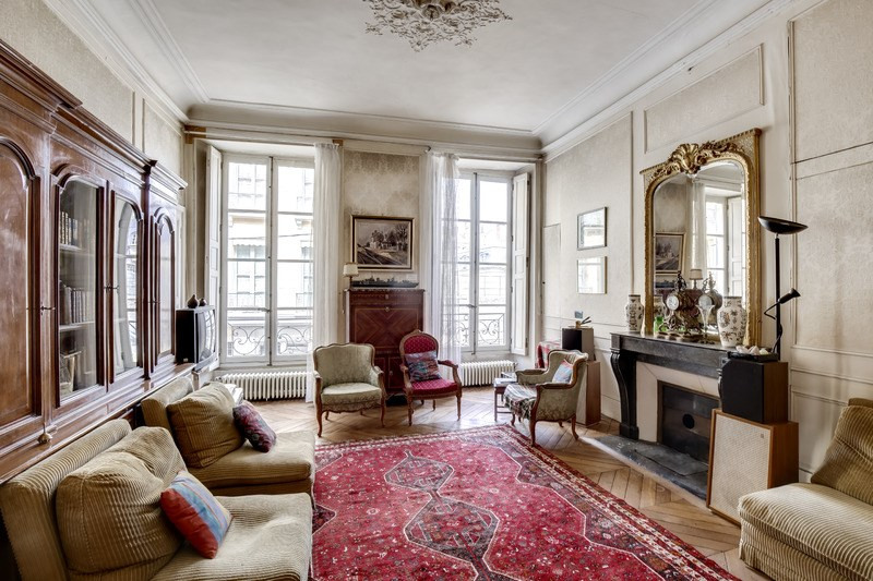 Vente appartement Versailles 830000€ - Photo 3