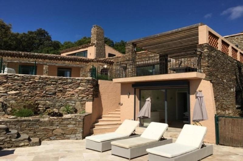 Immobile residenziali di prestigio casa Bormes les mimosas 1480000€ - Fotografia 1
