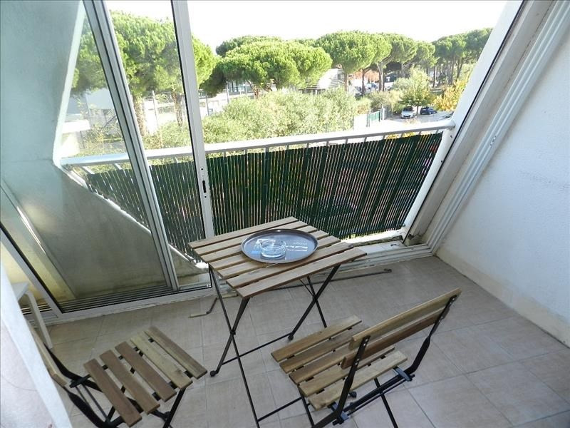 Location appartement Grande motte 590€ CC - Photo 7